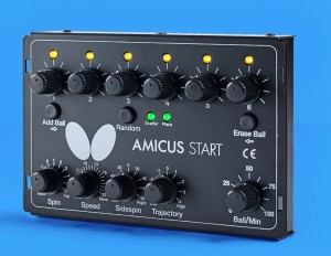 Butterfly Amicus Start Robot