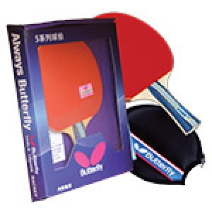 Butterfly 501-FL Racket Set