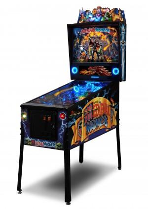 Medieval Madness Royal Edition Pinball Machine (Pick Up Only - NIB)