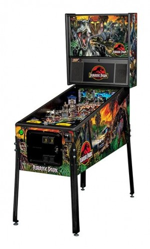 Jurassic Park Premium Pinball Machine (Pick Up Only - NIB)