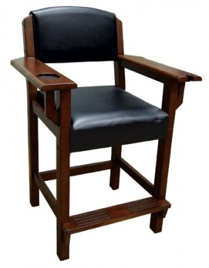 Brunswick Contender Player's Chair