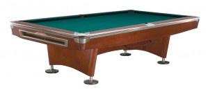 Brunswick Gold Crown V Pool Table