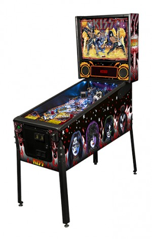 KISS LE Pinball Machine (PICK UP ONLY-NIB)