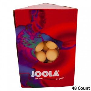 Joola Magic Table Tennis Balls - 48 Pack