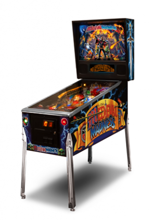 Medieval Madness Classic Edition Pinball Machine (Pick Up Only)
