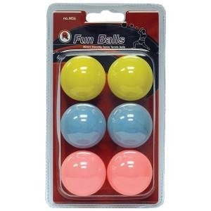 MK Fun Balls - 6 Pack