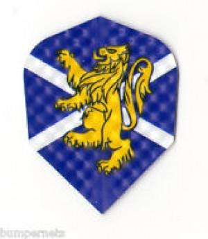 Scotland Dart Flight