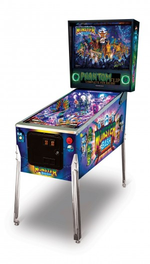 Monster Bash Special Edition Pinball Machine (Pick Up Only)