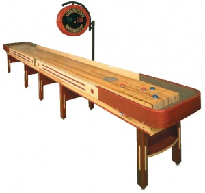 Grand Champion Limited Edition Shuffleboard
