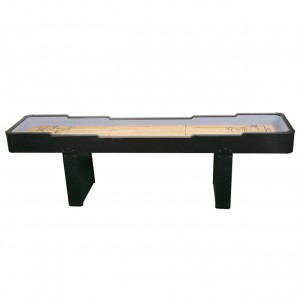 Imperial 12' Black Shuffleboard Table