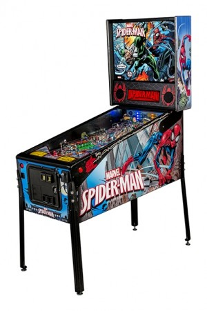 Spider-Man Vault Edition Pinball Machine (PICK UP ONLY)