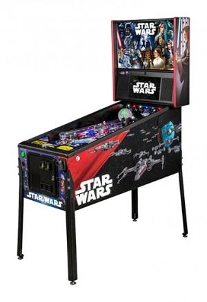 Star Wars Pro Pinball Machine (Pick Up Only)
