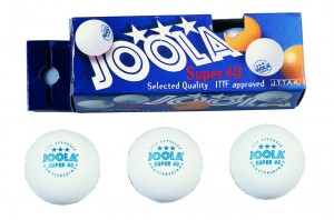 Joola Super 3 Star Table Tennis Balls