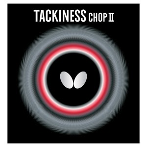 Butterfly Tackiness Chop II Rubber