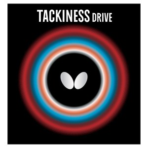 Butterfly Tackiness Drive Rubber