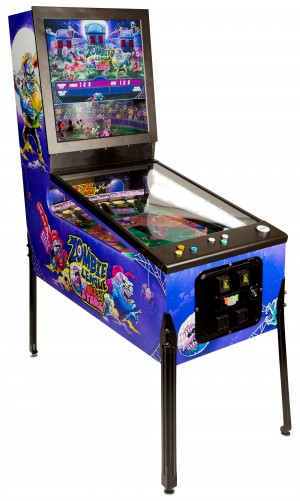 Zombie League All-Star Baseball Pinball Machine