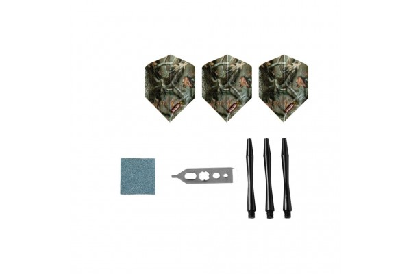 Realtree Hardwoods Hd Steel Tip Darts 23gm