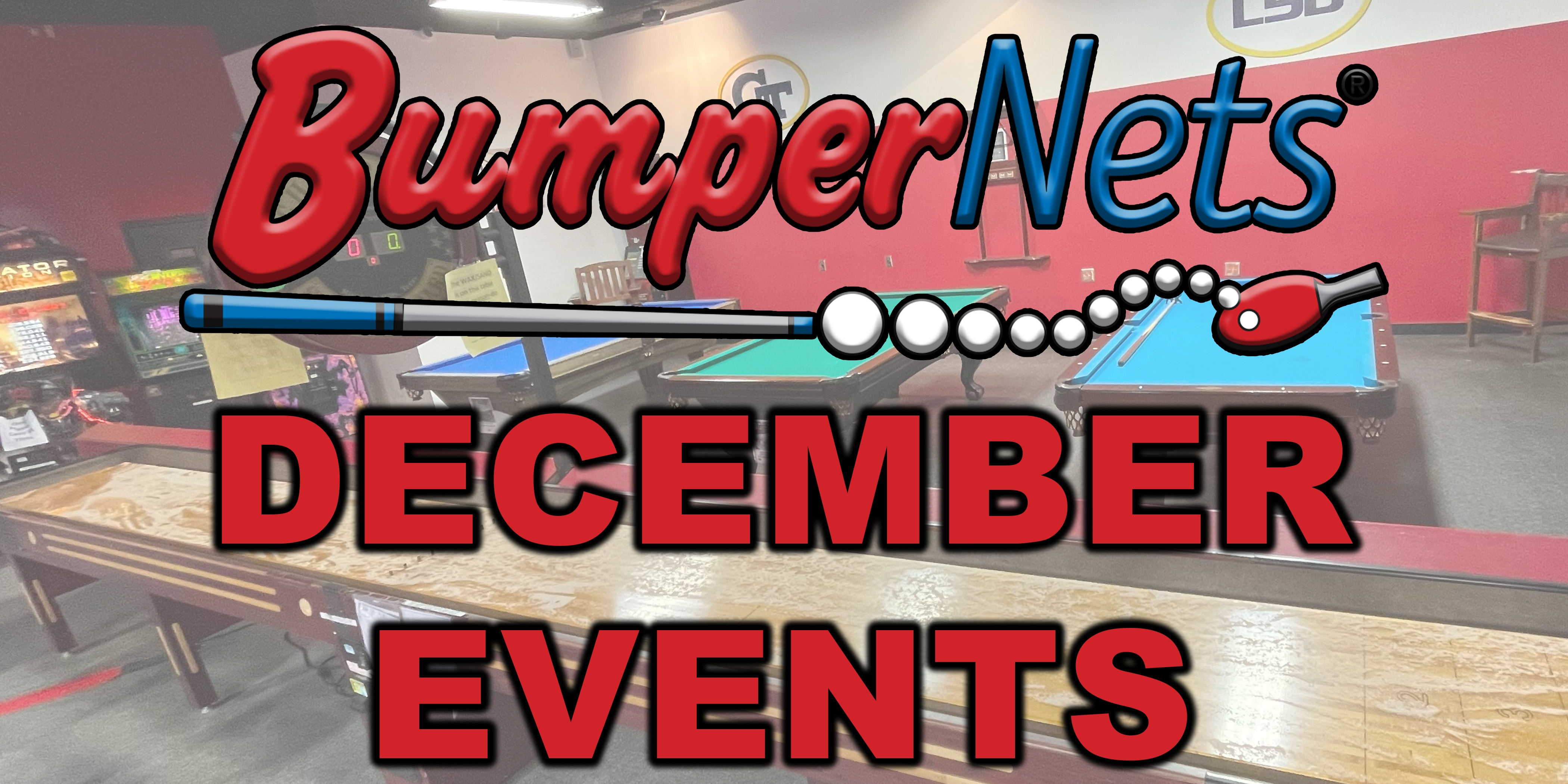 December 2020 Events