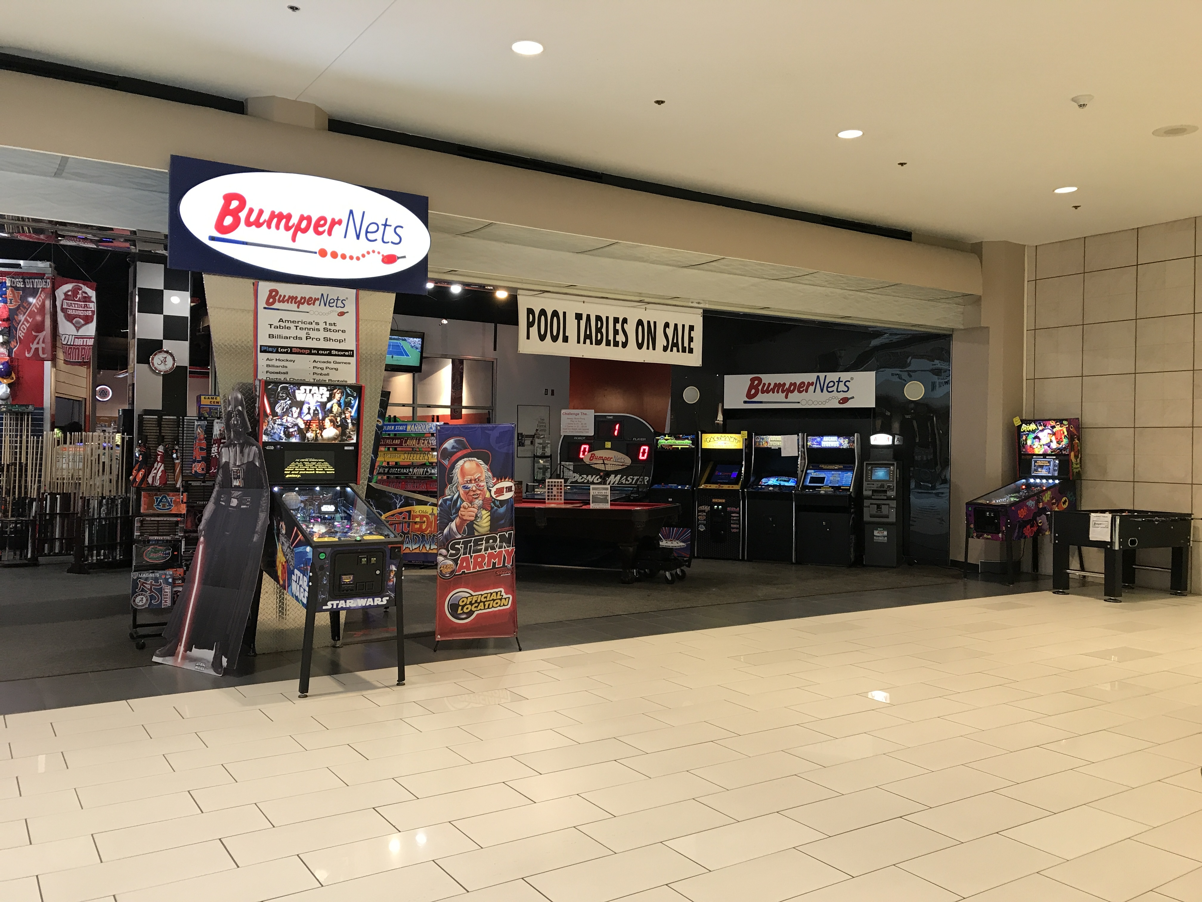 Bumpernets Store Pictures