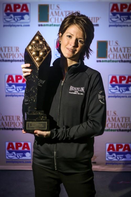 Robin Parker 2016 Women's U.S. Amateur Champion